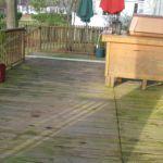 deck old